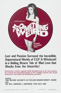 Something Weird - Poster / Capa / Cartaz - Oficial 1