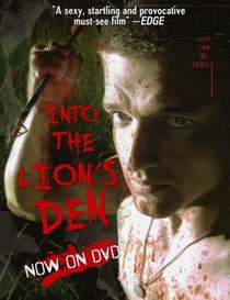 Into the Lion's Den - Poster / Capa / Cartaz - Oficial 3