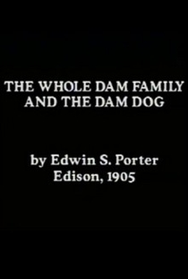 The Whole Dam Family and the Dam Dog - Poster / Capa / Cartaz - Oficial 2