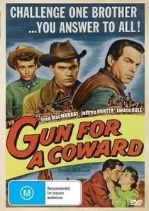 Arma para um Covarde - Poster / Capa / Cartaz - Oficial 2