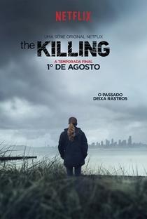 The Killing (4ª Temporada) - Poster / Capa / Cartaz - Oficial 1
