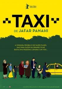 Táxi Teerã - Poster / Capa / Cartaz - Oficial 7