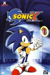 Sonic X (1ª Temporada) - Poster / Capa / Cartaz - Oficial 19