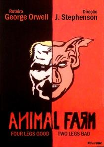 A Revolução dos Bichos - Poster / Capa / Cartaz - Oficial 3