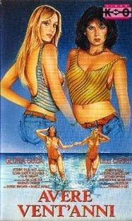 Vinte Anos - Poster / Capa / Cartaz - Oficial 2