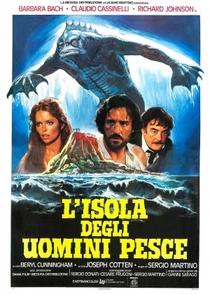 A Ilha dos Homens-Peixe - Poster / Capa / Cartaz - Oficial 2