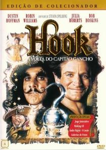 Hook: A Volta do Capitão Gancho - Poster / Capa / Cartaz - Oficial 2