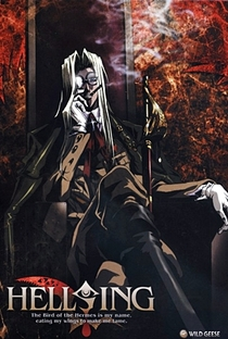Hellsing - Poster / Capa / Cartaz - Oficial 27