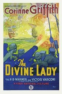 A Divina Dama - Poster / Capa / Cartaz - Oficial 1
