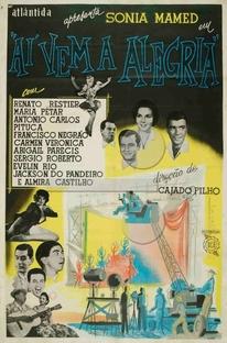 Aí Vem a Alegria - Poster / Capa / Cartaz - Oficial 1