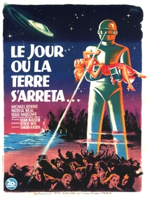O Dia Em Que A Terra Parou - Poster / Capa / Cartaz - Oficial 11