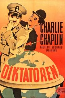 O Grande Ditador - Poster / Capa / Cartaz - Oficial 8