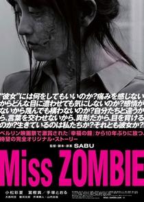 Miss Zombie - Poster / Capa / Cartaz - Oficial 2