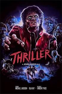 Michael Jackson: Thriller - Poster / Capa / Cartaz - Oficial 1