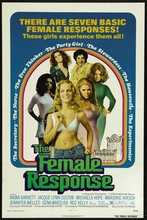 The Female Response - Poster / Capa / Cartaz - Oficial 1