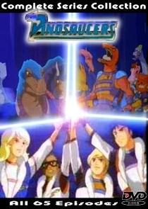 Dinosaucers  - Poster / Capa / Cartaz - Oficial 1