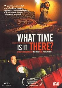 Que Horas São Aí? - Poster / Capa / Cartaz - Oficial 4