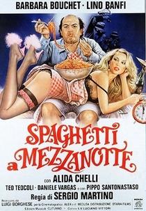 Spaghetti a mezzanotte - Poster / Capa / Cartaz - Oficial 1