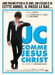 JC Como Jesus Cristo  - Poster / Capa / Cartaz - Oficial 1