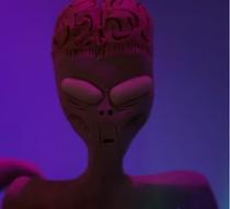 An Alien Claymation - Poster / Capa / Cartaz - Oficial 3