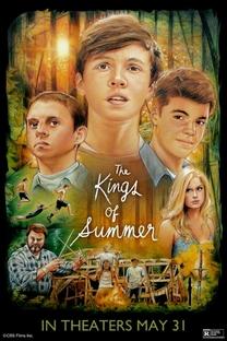 Os Reis do Verão - Poster / Capa / Cartaz - Oficial 8