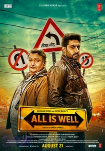 All Is Well - Poster / Capa / Cartaz - Oficial 3