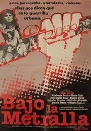 Bajo la metralla - Poster / Capa / Cartaz - Oficial 1