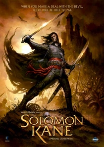 Solomon Kane - O Caçador de Demônios - Poster / Capa / Cartaz - Oficial 2