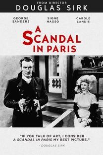 Vidocq, Um Escândalo em Paris - Poster / Capa / Cartaz - Oficial 4
