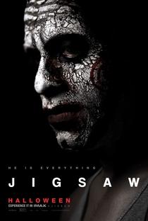 Jogos Mortais: Jigsaw - Poster / Capa / Cartaz - Oficial 20