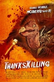 ThanksKilling - Poster / Capa / Cartaz - Oficial 2