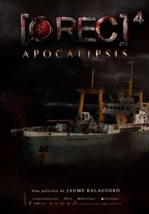 [REC]⁴ Apocalipse - Poster / Capa / Cartaz - Oficial 12