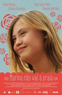 Marina não vai à praia - Poster / Capa / Cartaz - Oficial 1