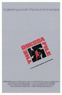 O Dossiê de Odessa - Poster / Capa / Cartaz - Oficial 7