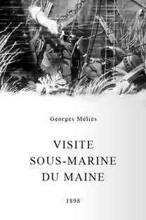 Visite sous-marine du Maine - Poster / Capa / Cartaz - Oficial 1