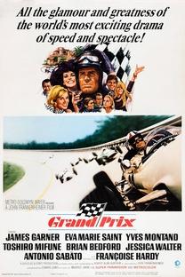 Grand Prix - Poster / Capa / Cartaz - Oficial 4