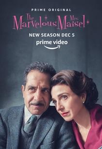 The Marvelous Mrs. Maisel (2ª Temporada) - Poster / Capa / Cartaz - Oficial 6
