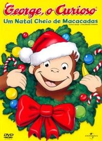 George, o Curioso – Um Natal Cheio de Macacadas - Poster / Capa / Cartaz - Oficial 2