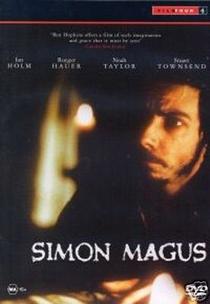 Simon mágus - Poster / Capa / Cartaz - Oficial 2