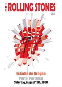 Rolling Stones - Porto 2006 - Poster / Capa / Cartaz - Oficial 1