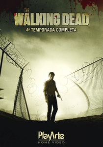 The Walking Dead (4ª Temporada) - Poster / Capa / Cartaz - Oficial 4