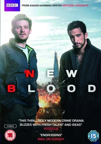 New Blood - Poster / Capa / Cartaz - Oficial 1