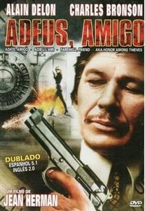Adeus Amigo - Poster / Capa / Cartaz - Oficial 2