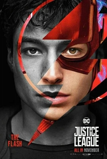 Liga da Justiça - Poster / Capa / Cartaz - Oficial 22