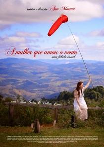 A Mulher Que Amou o Vento - Poster / Capa / Cartaz - Oficial 1