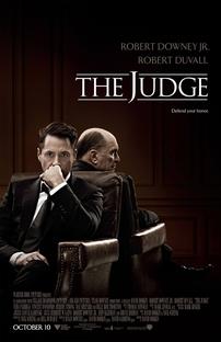 O Juiz - Poster / Capa / Cartaz - Oficial 1