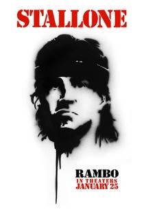 Rambo IV - Poster / Capa / Cartaz - Oficial 4