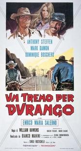 Um Trem para Durango - Poster / Capa / Cartaz - Oficial 1