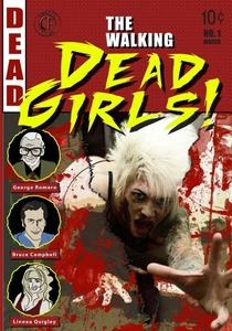 The Walking Dead Girls - Poster / Capa / Cartaz - Oficial 1
