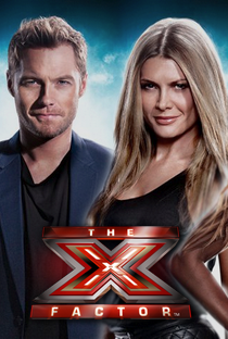 The X Factor - Austrália (3ª Temporada) - Poster / Capa / Cartaz - Oficial 1